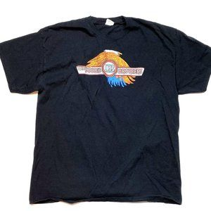 Doobie Brothers Band Tee T-Shirt Mens XL by Anvil